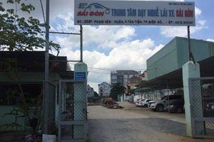 Vì sao chậm công khai kết luận thanh tra Trung tâm dạy nghề lái xe Sài Gòn?