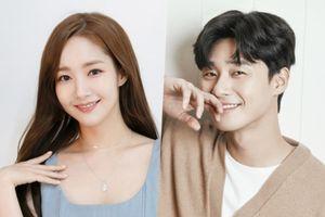 'Thư ký Kim' mệt mỏi phủ nhận tin đồn hẹn hò Park Seo Joon