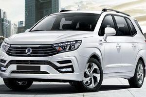SsangYong giới thiệu MPV Stavic phiên bản Facelift