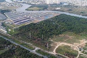 Sa lầy ở Phước Kiển, Quốc Cường Gia Lai xuất hiện khoản 'mượn tiền' trong báo cáo