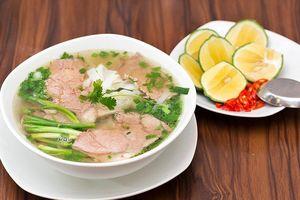 Điểm danh món ăn Việt thu hút thực khách Mỹ