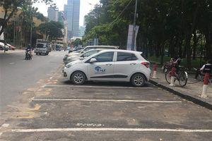 TP.HCM: Bãi giữ xe ô tô thu phí theo giờ vắng hoe vì giá cao