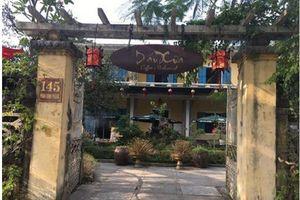 Nhà nghiên cứu nói gì về các di tích ở Huế đang 'rẻ hóa' thành quán cà phê, nhà hàng?