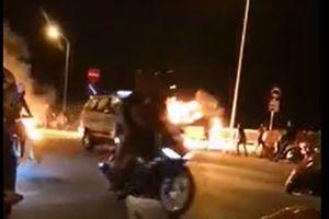 Khánh Hòa: Cảnh sát nổ súng trấn áp 60 thanh niên dàn trận hỗn chiến