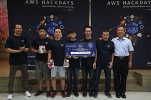 AWS Hackdays Vietnam 2018: Đội OCR For the World giành giải nhất, sẽ tham gia vòng chung kết tại Jakarta