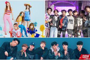 'Trận chiến' Kpop tháng 8: iKON, Red Velvet và BTS là nhân vật chính thì 'vai phụ mờ nhạt' sẽ thuộc về ai