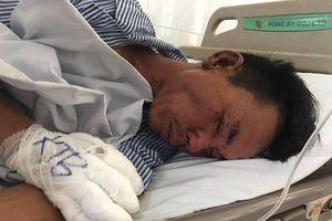 Hà Nội: Đã xác định được nguyên nhân con rể dùng xăng đốt nhà, đâm bố vợ trọng thương