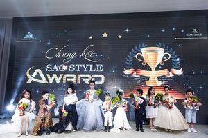 'Tiểu công chúa' Vĩnh Phúc đăng quang Quán quân Sao Style Awards 2018