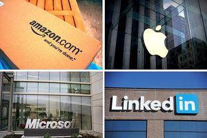 Những công ty công nghệ đang thay đổi cả thế giới