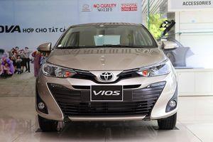Khám phá nội - ngoại thất của Toyota Vios 2018 vừa ra mắt tại Việt Nam
