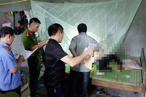 Phát hiện người phụ nữ chết trong nhà, nghi bị sát hại