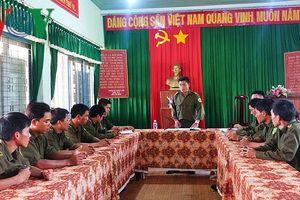 Nhiều công an viên ở Đắk Lắk xin nghỉ việc