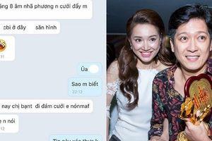 Rộ tin đồn kết hôn với Trường Giang vào tháng 9, Nhã Phương nói gì?