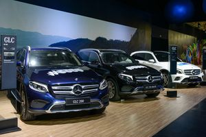 Mercedes GLC và Ford Ranger dính án triệu hồi tại Việt Nam