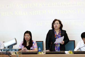 Chương trình 04-Ctr/TU của Thành ủy Hà Nội: Có chuyển biến và đạt kết quả tốt