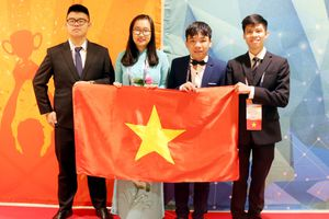Ấn tượng Việt Nam tại Vòng chung kết cuộc thi Tin học văn phòng thế giới 2018