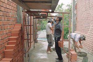 Nghề thầu xây dựng: Nhiều áp lực, vắng niềm vui
