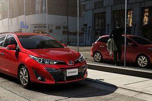 So sánh Toyota Yaris dành cho thị trường Thái Lan và Việt Nam