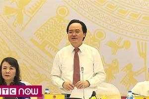 Bộ trưởng Phùng Xuân Nhạ nhận trách nhiệm sự cố thi THPTQG