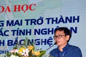Nghệ An: Bầu ông Võ Văn Dũng giữ chức Bí thư Thị ủy Hoàng Mai