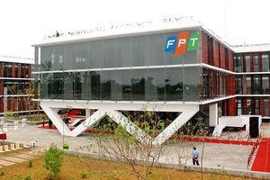 FPT tạm ứng cổ tức đợt 1 năm 2018 với tỷ lệ 10% bằng tiền