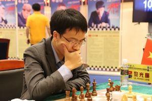 Quang Liêm bảo vệ thành công vị trí á quân giải siêu đại kiện tướng