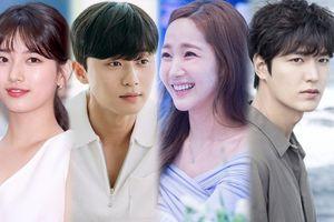 Vượt 'tình cũ' Lee Min Ho và Suzy, cặp đôi 'Thư ký Kim' đứng đầu BXH diễn viên được fan quốc tế yêu thích tháng Bảy