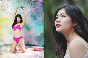 Chân dung cựu nữ ĐH Kinh tế Quốc dân có vẻ đẹp 'hạ gục' mọi ánh nhìn đang 'làm mưa làm gió' tại cuộc thi Hoa hậu Việt Nam