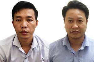 Khởi tố, tạm giam 2 đối tượng liên quan đến vụ án gian lận điểm thi ở Hòa Bình