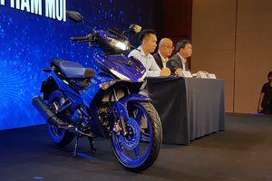 Yamaha Exciter 2019 ra mắt: 6 tính năng cải tiến, đèn pha LED, màn hình điện tử LCD, giá tăng 2 triệu đồng