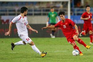 Công Phượng ghi bàn giúp U23 Việt Nam lội ngược dòng