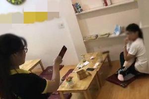 Vụ 'mây mưa' ở quán trà sữa: Nhân viên bất cẩn để người khác phát tán?