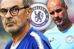 Maurizio Sarri muốn xây dựng đế chế Chelsea mới, vượt Pep Guardiola về danh hiệu