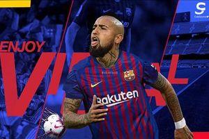 Barca đạt thỏa thuận mua Vidal