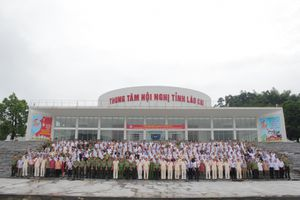 Tổ chức gặp mặt kỷ niệm 40 năm ngày thành lập Tiểu đoàn Cảnh sát cơ động D978