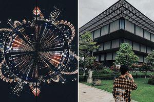 Không chỉ có Cầu Vàng, Việt Nam từng khiến thế giới phải ngạc nhiên vì những công trình kiến trúc ấn tượng khác