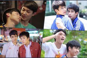 Trước Mok - Tee trong 'Vì em là chàng trai của tôi', 4 cặp nam - nam của 'Make It Right' cũng từng gây sốt