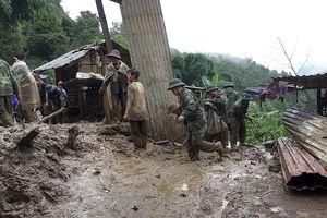 Lai Châu nỗ lực tìm kiếm 7 nạn nhân còn mất tích do mưa lũ
