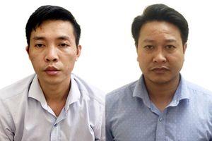 Người thân ngỡ ngàng khi 2 bị can bị khởi tố vì gian lận điểm thi