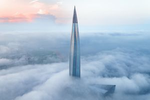 Nga sắp hoàn thành công trình cao 462 m chạm đỉnh châu Âu