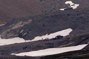 Rơi máy bay trên núi Alps ở Thụy Sĩ, 20 người thiệt mạng