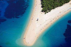 Mê hoặc vẻ đẹp đất nước Croatia nhìn từ trên cao