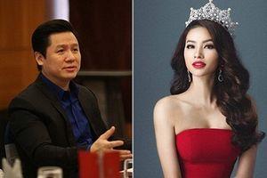 'Đọ' độ giàu có bạn trai đại gia của Hoa hậu Việt