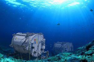 Microsoft nhấn chìm trung tâm dữ liệu xuống đáy biển