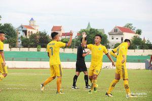 Vòng loại U21 Quốc gia 2018: Sông Lam Nghệ An thắng đậm Bình Định ngày ra quân