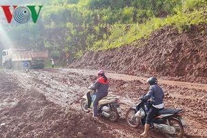 Thông tuyến Quốc lộ 4H nối Điện Biên – Lai Châu