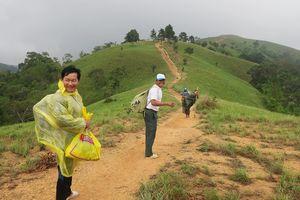 Hạn chế rủi ro cho du khách trên cung đường rừng Tà Năng – Phan Dũng