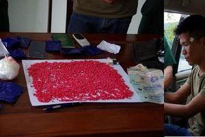 Đón lõng 'con buôn' ma túy số lượng khủng từ Lào về Hà Nội tiêu thụ