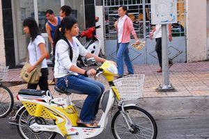 TP.HCM có cần quản lý xe đạp điện?