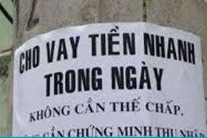 Giang hồ gốc Bắc đến Bình Thuận khuynh đảo tín dụng đen